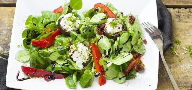 13 juin 2018 – Atelier adulte – Salades composées